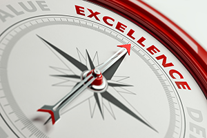 compass towards excellence